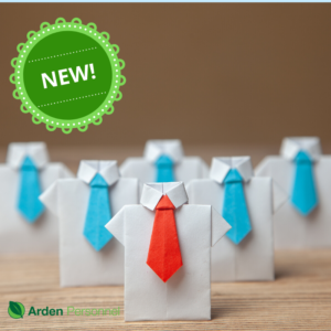 Search for candidates online with Arden Personnel