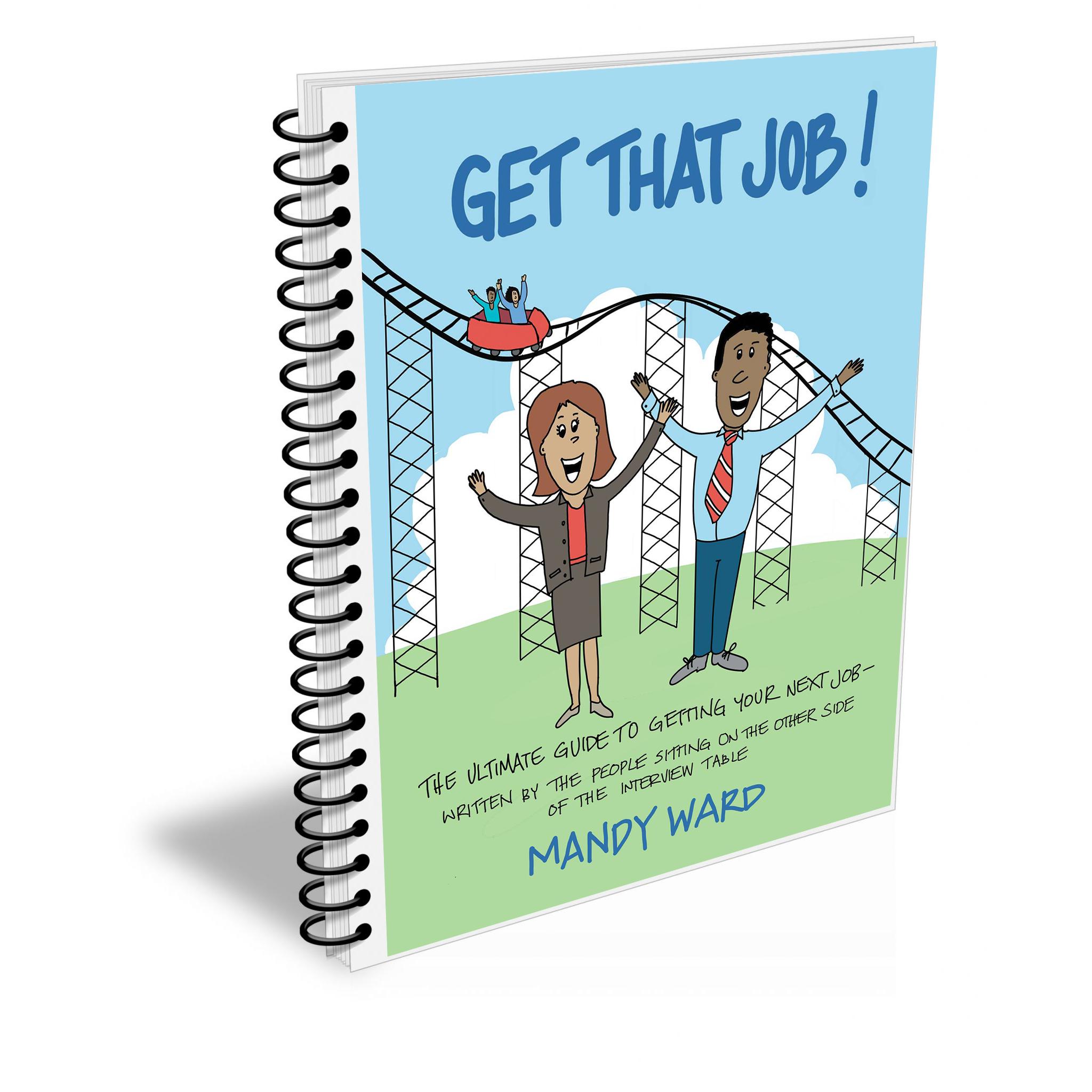 Get that Job - Mandy Ward