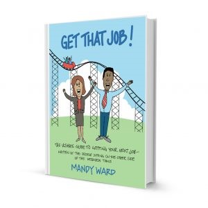 Get that Job book by Mandy Ward