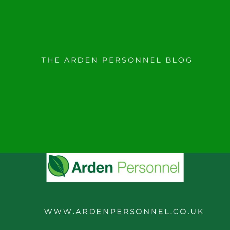 Arden Personnel Blog